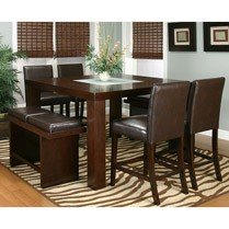 Kemper Counter Height Dining Room Set