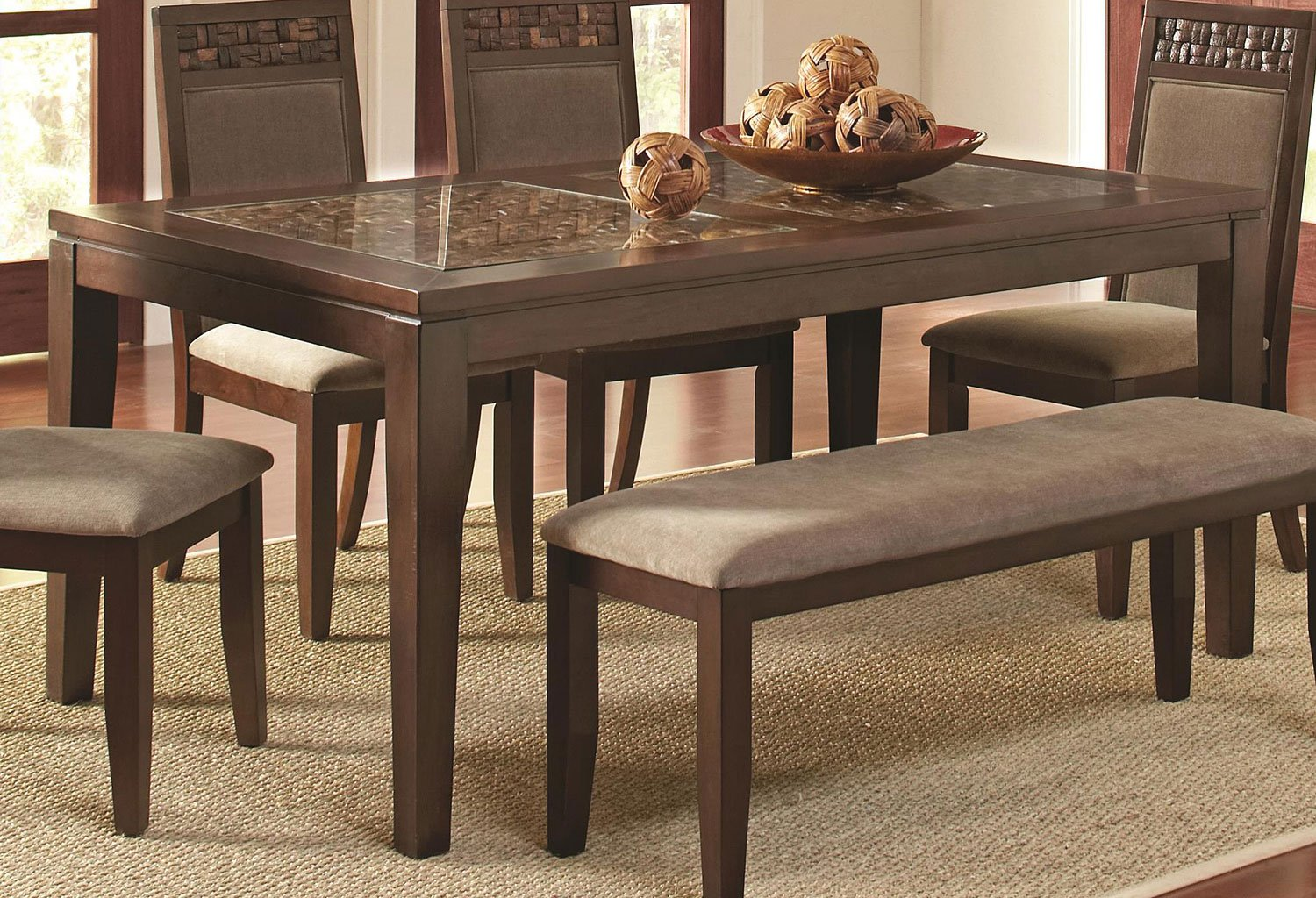 Trinidad dining table dining tables dining room and kitchen furniture dining room kitchen for Living room furniture trinidad