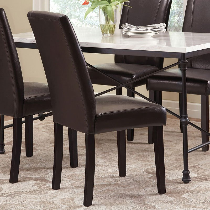 dining chairs dining room and kitchen furniture dining room and