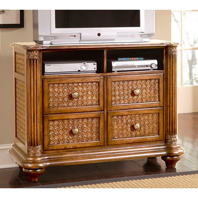 Palm Court Media Chest Island Pine Media Chests Media Cabinets Tv Chests Bedroom