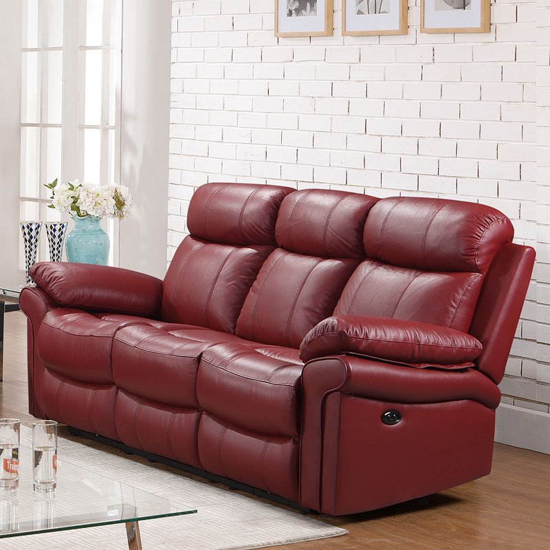 Joplin Power Reclining Sofa Red Reclining Sofas Living Room Furniture Living Room
