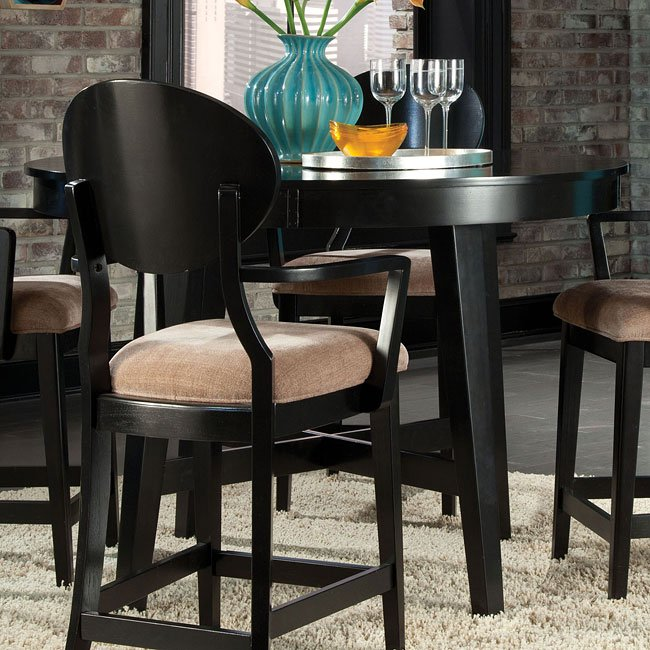 Bryant Counter Height Dining Table Counter Height Tables Dining Room And Kitchen Furniture