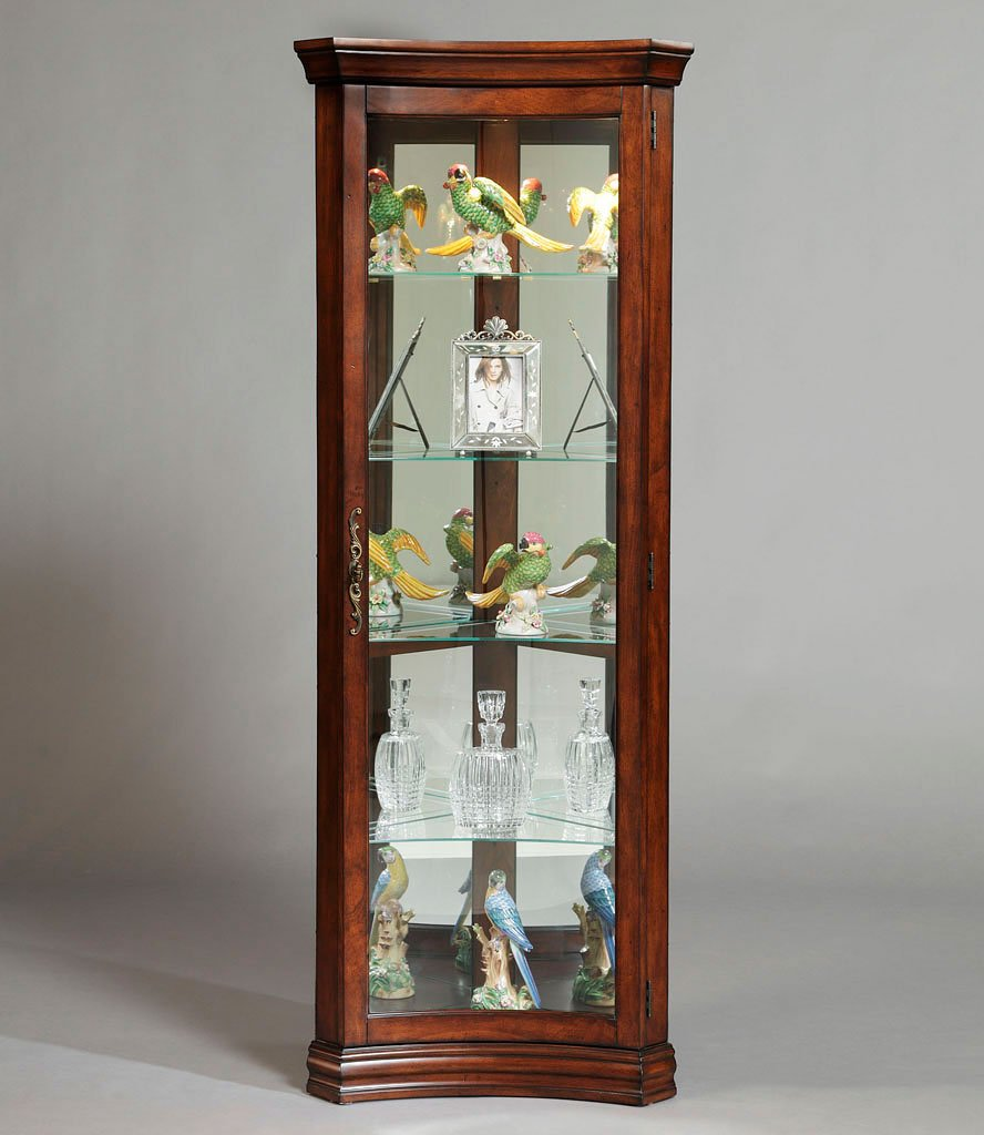 Curio Cabinets For Sale Corner Cabinets For Sale Corner: China Cabinets And Curios