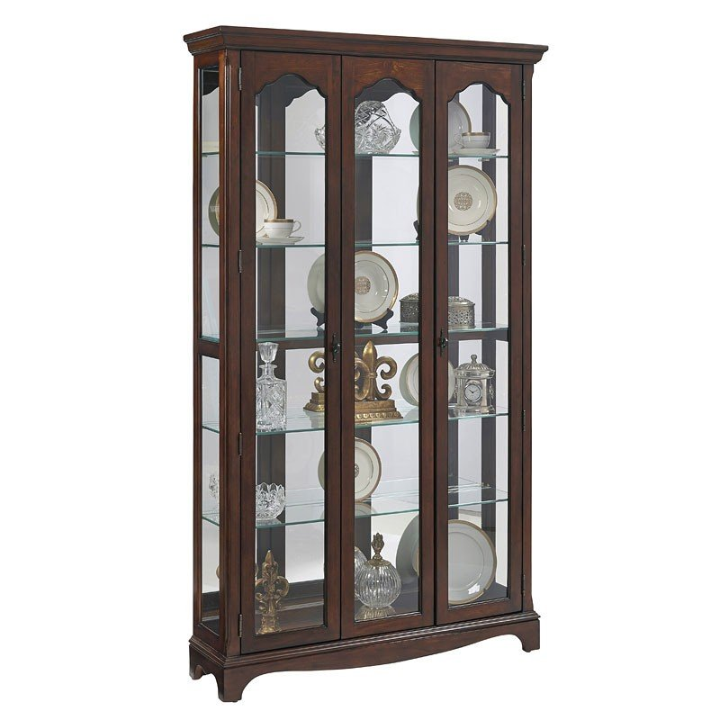 Foxcroft Curio China Cabinets and Curios Dining Room  : 21504 curio 1 from www.furniturepick.com size 800 x 800 jpeg 67kB