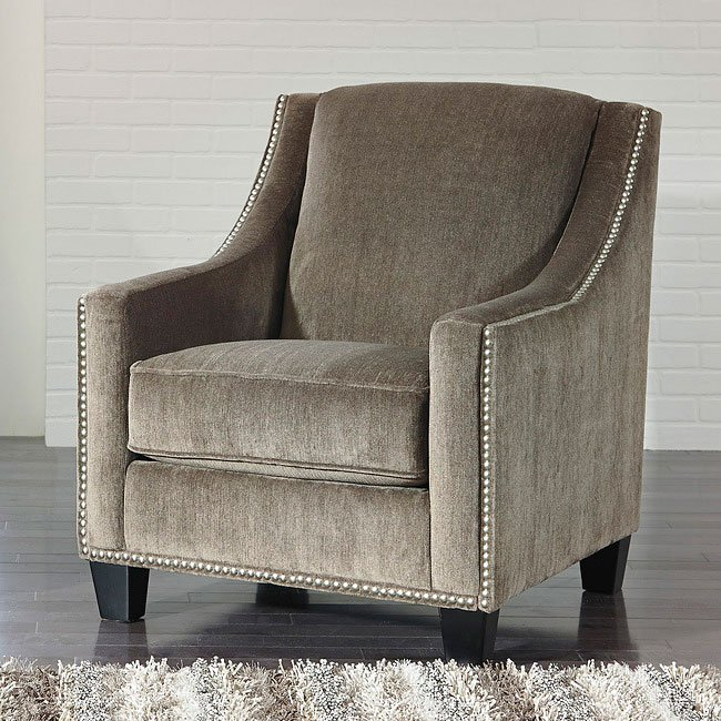 Donnell Otter Accent Chair Accent Chairs Living Room