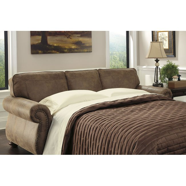 larkinhurst earth queen sofa sleeper signature design by ashley