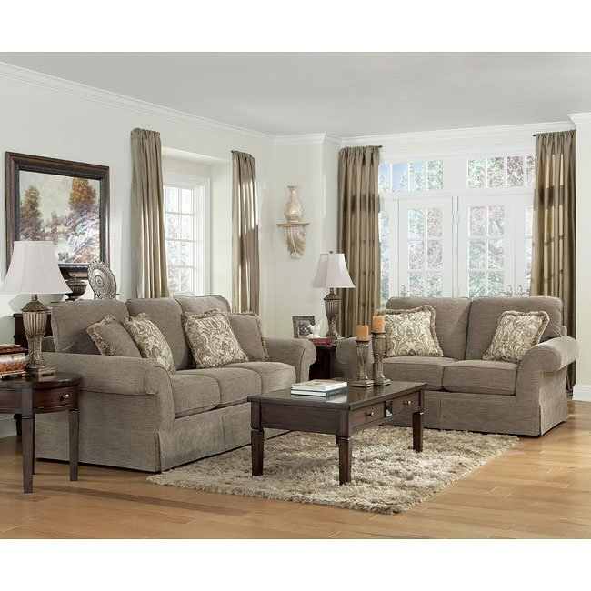 Sonnenora Mink Living Room Set Signature Design By Ashley