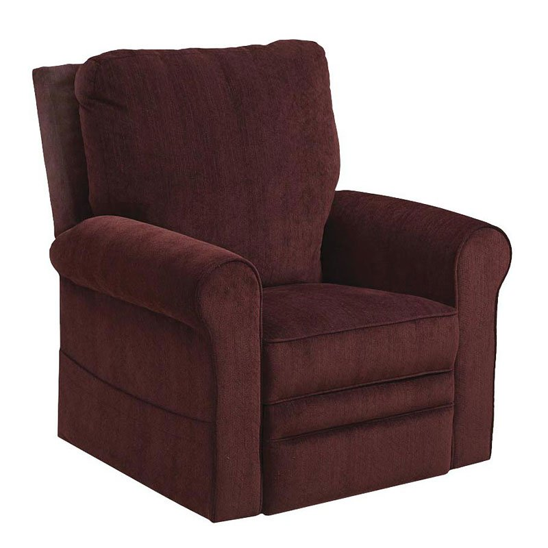 Edwards Power Lift Recliner Plum Recliners and Rockers