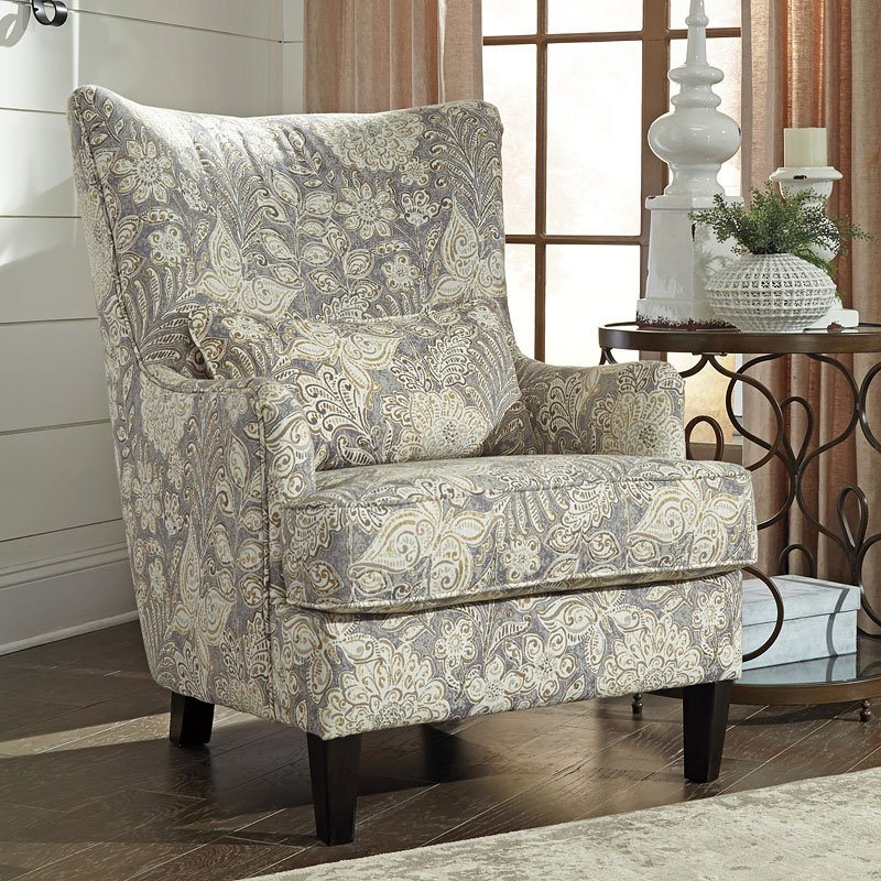 Avelynne Ocean Accent Chair Accent Chairs Living Room