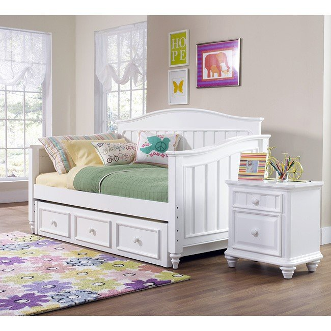 summertime bedroom set w daybed samuel lawrence furniture summertime bedroom set w daybed samuel