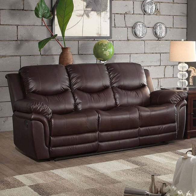 St Louis Park Double Reclining Sofa Reclining Sofas