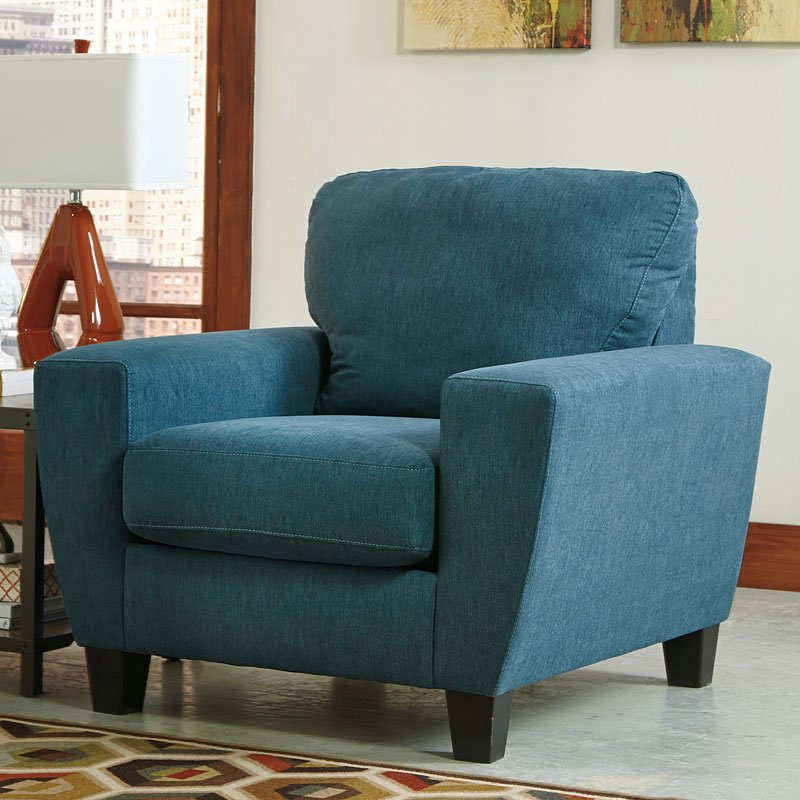 Sagen Teal Chair Chairs Living Room Furniture Living