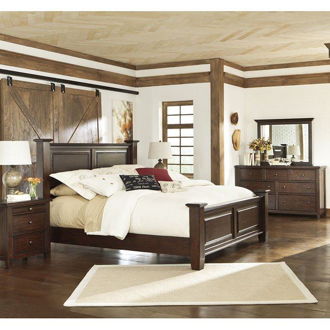 Hindell Park Poster Bedroom Set Millennium Furniturepick