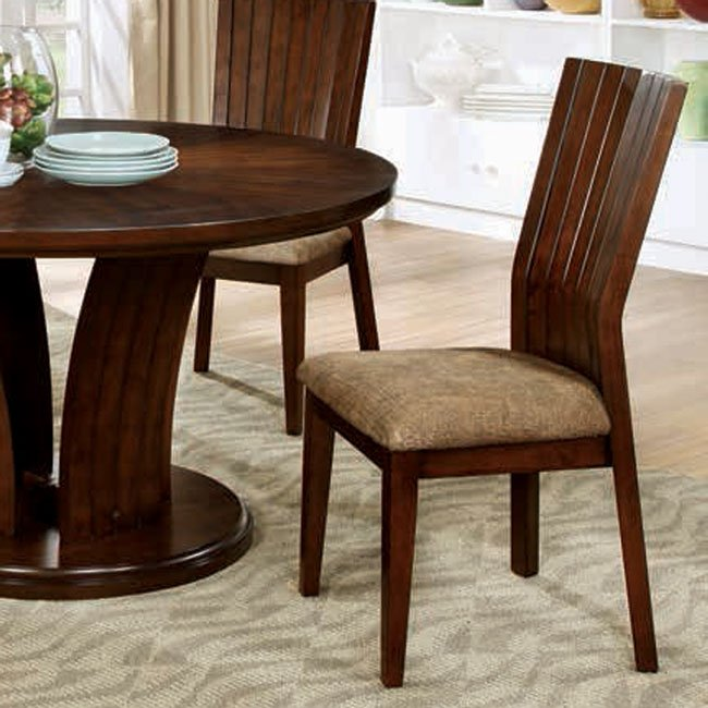 Montreal i side chair set of 2 dining chairs dining for M furniture montreal