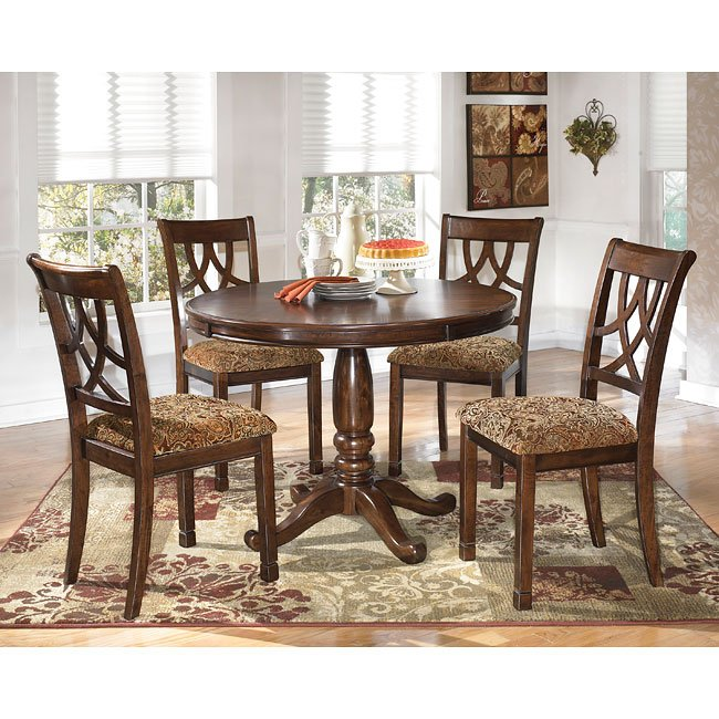 Ashley Dining Furniture: Leahlyn Dining Room Set Signature Design By Ashley