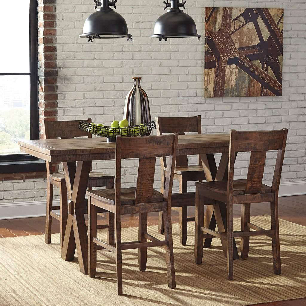 ashley furniture pinderton dining set collections