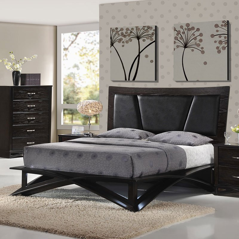 Fairmont Platform Bed Beds Bedroom Furniture Bedroom