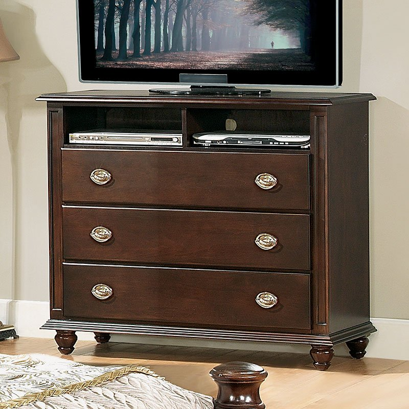 Tv media chest bedroom