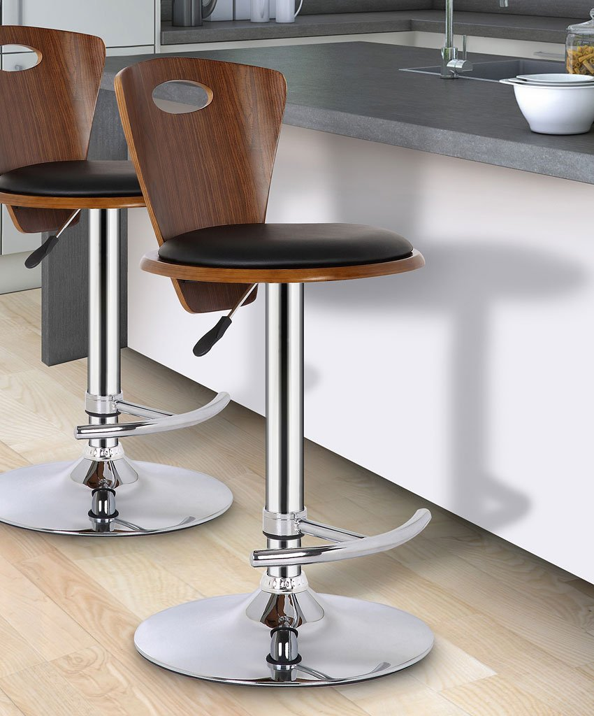 Seattle barstool black barstools home bar and game room furniture home bar Home bar furniture seattle