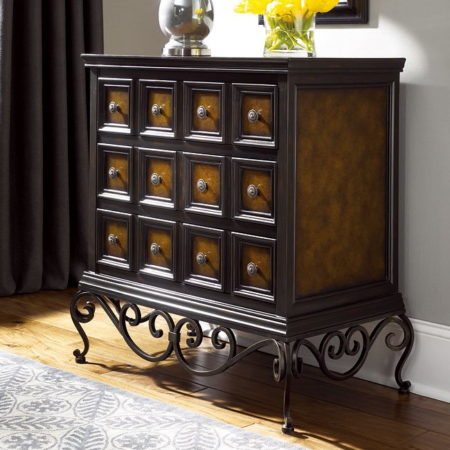 Hidden Treasures Drawer Chest Accent Chests And Cabinets Occasional And Accent Furniture