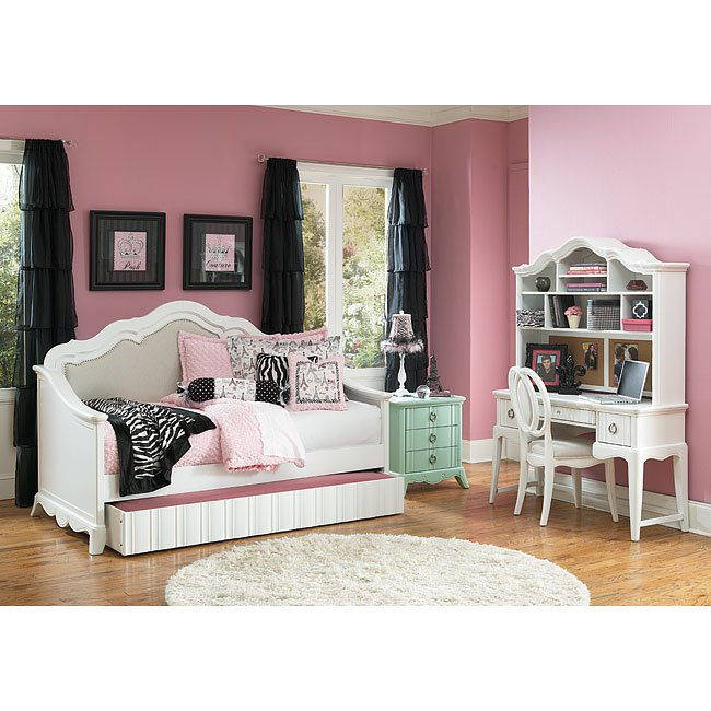 Gabrielle Bedroom Set W Daybed Magnussen Furniturepick