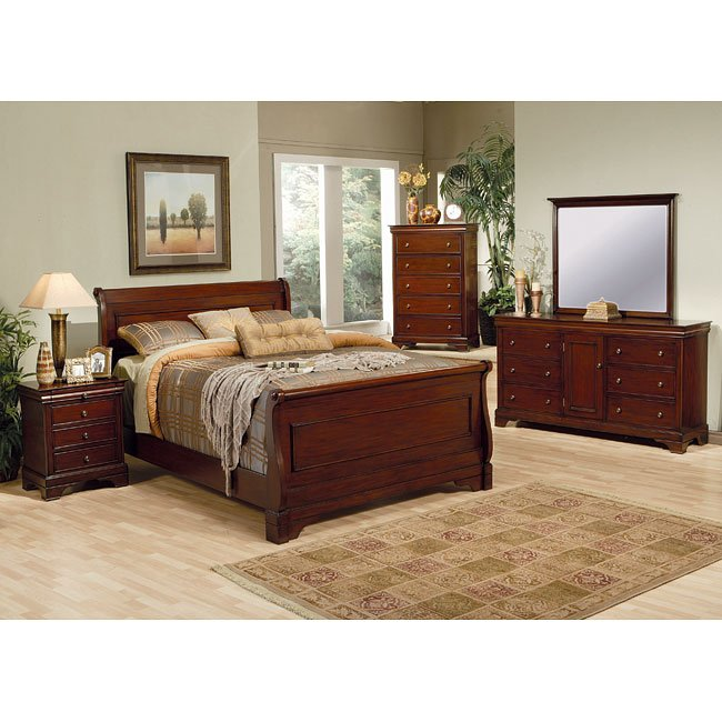 versaille sleigh bedroom set coaster furniture furniturepick