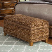 Laughton Trunk (Natural Brown)