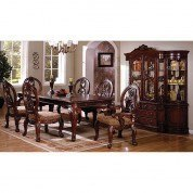 Tuscany II Dining Room Set (Antique Cherry)