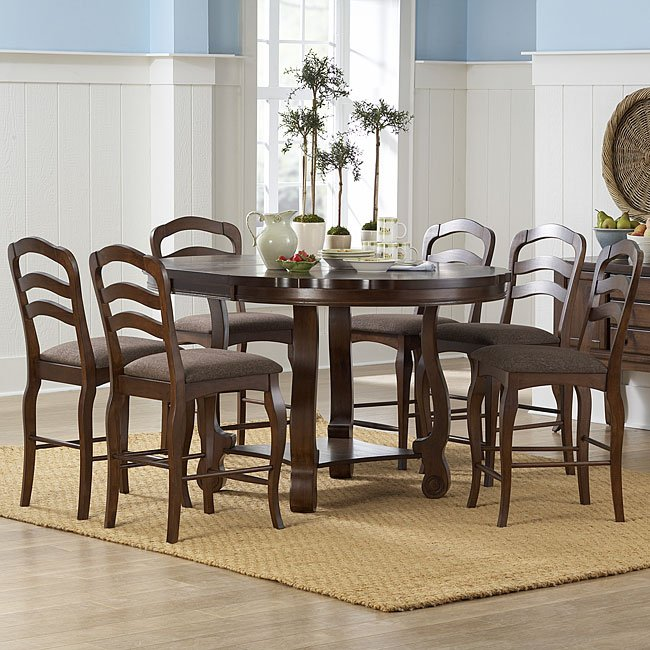 Arlington Counter Height Dining Room Set Homelegance : FurniturePick