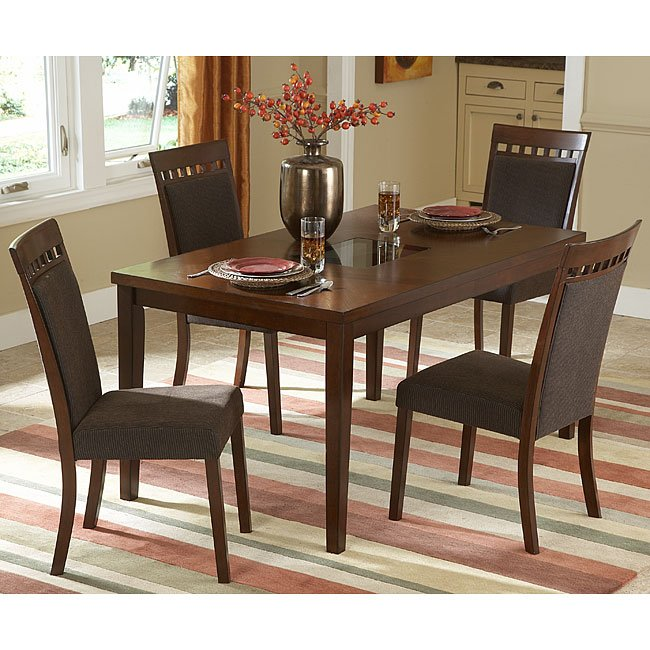 Fleming Casual Dining Room Set Homelegance FurniturePick