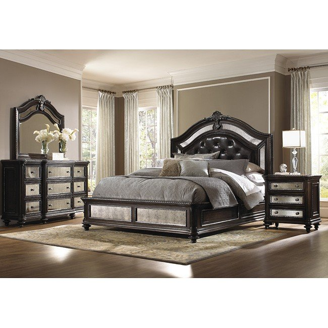 reflexions bedroom set pulaski furniture furniturepick. Black Bedroom Furniture Sets. Home Design Ideas