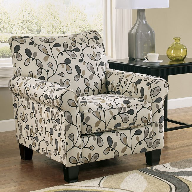 Gusti Dusk Accent Chair Signature Design by Ashley