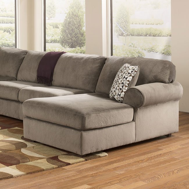 Modular Sectional Sofa Ashley: Jessa Place Dune Modular Sectional Signature Design By