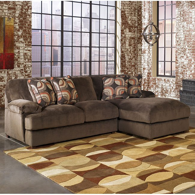 Modular Sectional Sofa Ashley: Cafe Small Modular Sectional Signature Design