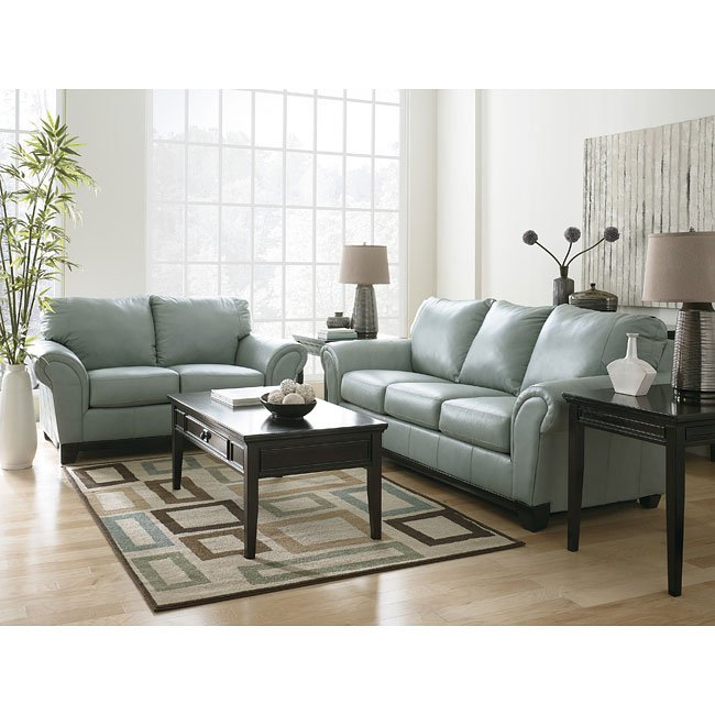 Allendale mist living room set signature design by ashley furniture