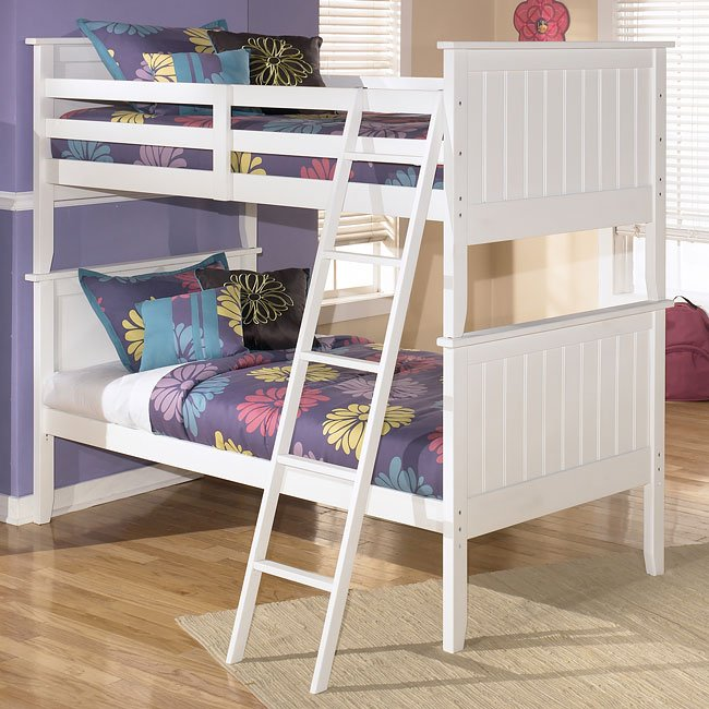 Lulu Twin over Twin Bunk Bed Signature Design by Ashley