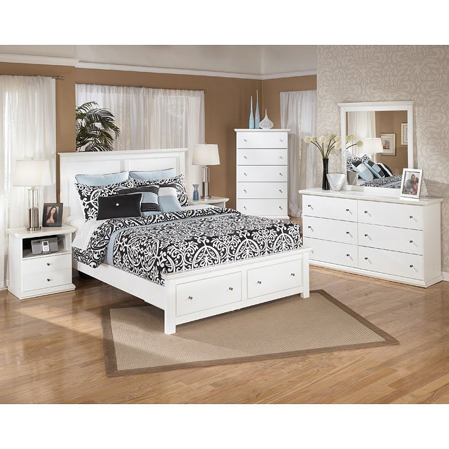 Nearest Ashley Furniture Store: Bostwick Shoals Storage Bedroom Set Signature Design By