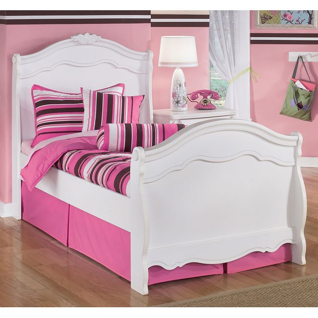 Exquisite Sleigh Bed Signature Design By Ashley Furniture