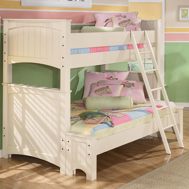 Cottage Retreat Twin Over Full Bunk Bed Signature Design