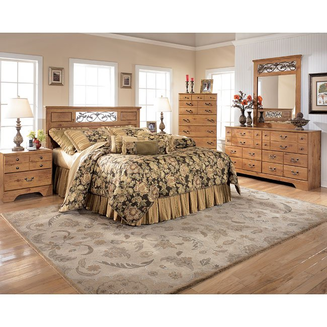 bittersweet headboard bedroom set signature design by ashley furniture