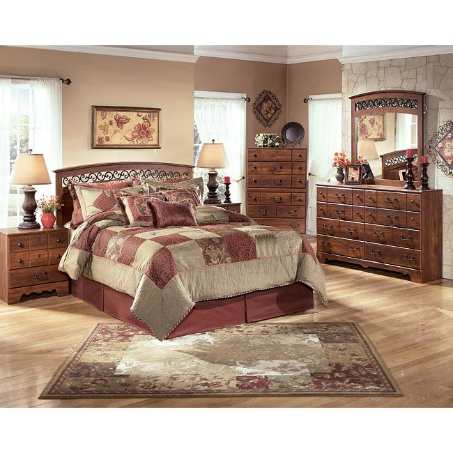 Timberline Queen Full Headboard Bedroom Set Signature Design By Ashley Furniture Furniturepick
