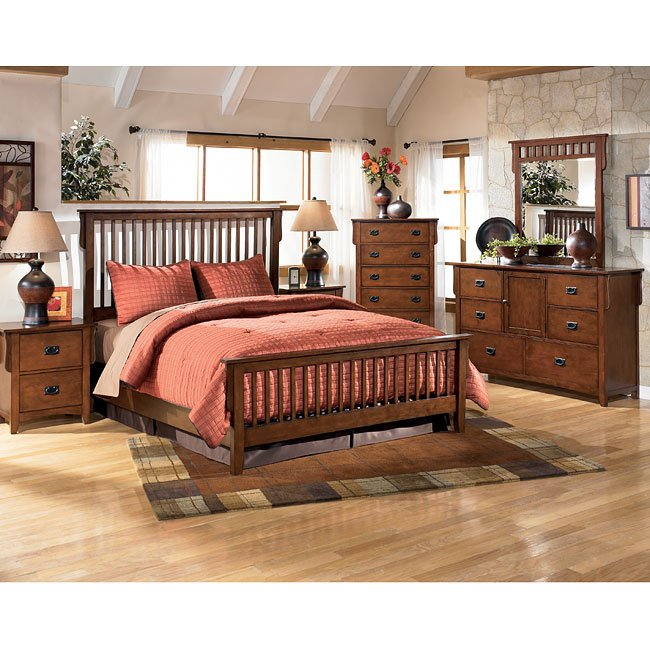 Colter Panel Bedroom Set Signature Design by Ashley