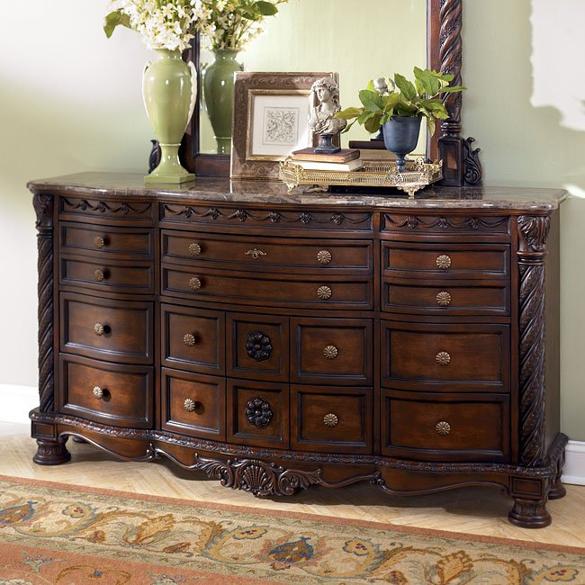 north shore dresser signature design by ashley furniture
