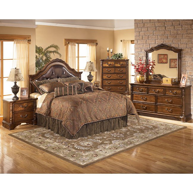 San Martin Headboard Bedroom Set Signature Design By