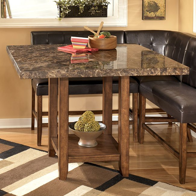 Lacey Square Counter Height Table Signature Design By