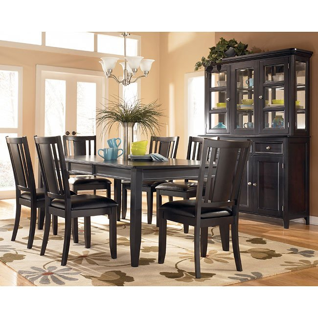 Carlyl Extension Dining Room Set