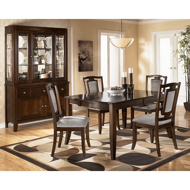martini studio dining room set signature design by ashley furniture