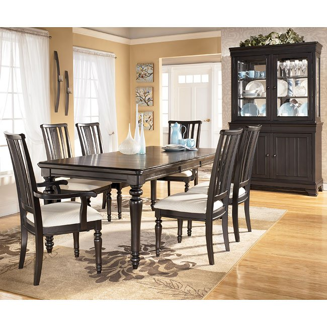 louden dining room set signature design by ashley furniture