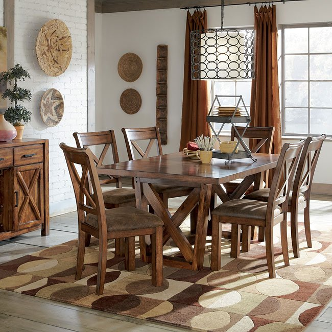 waurika dining room set signature design by ashley furniture