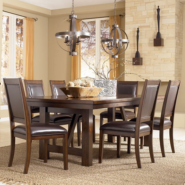 Holloway Dining Room Set Signature Design By Ashley